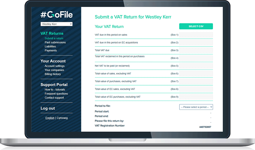 Making Tax Digital VAT returns
